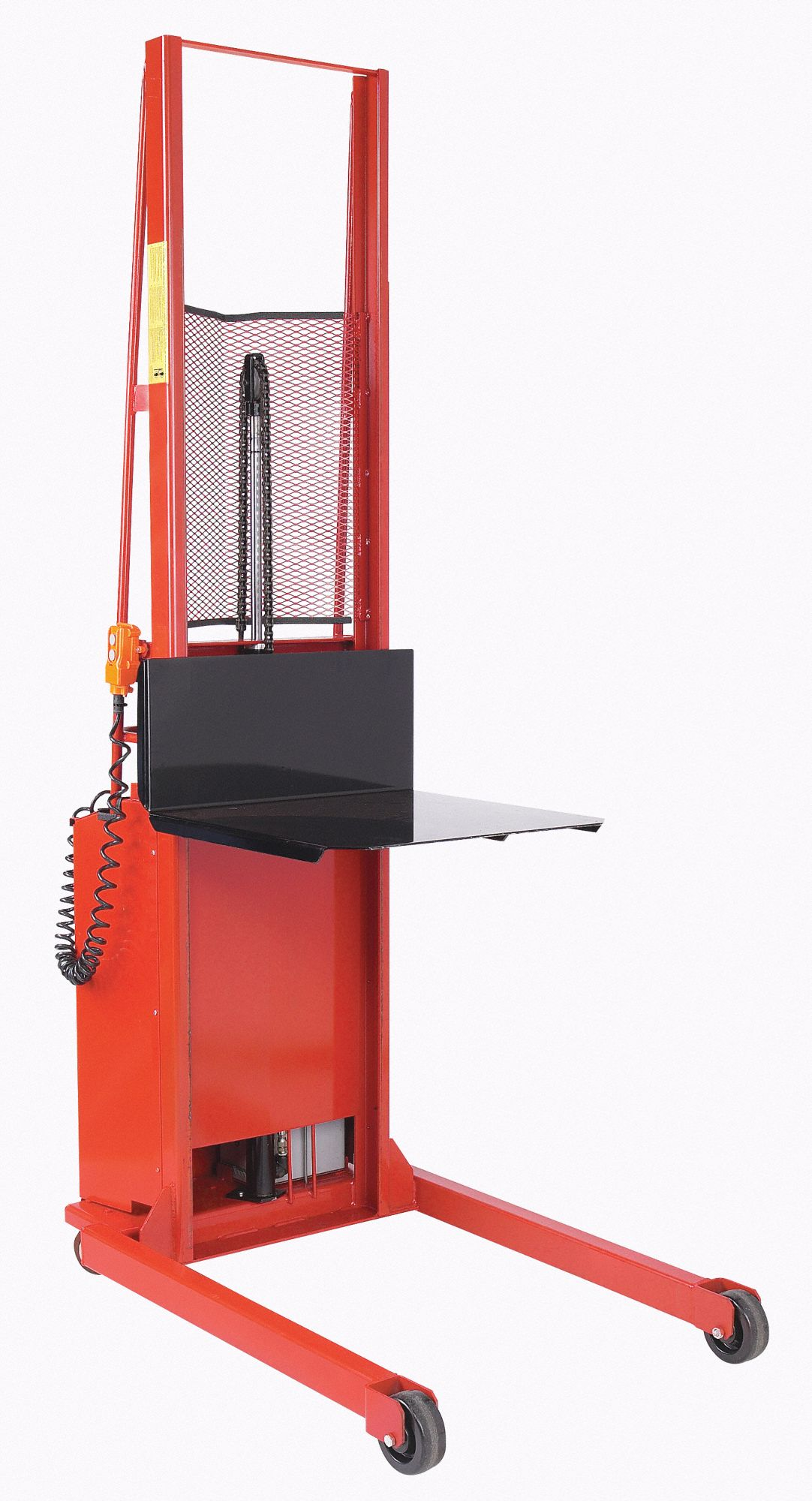 Hydraulic Material Lift : Wesco usa
