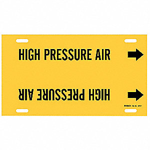 Pipe Markr,High Pressure Air,6to7-7/8 In