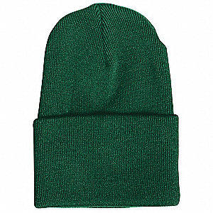 Knit Cap,Green,Universal