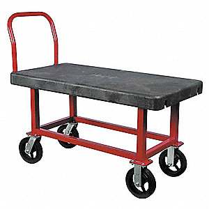 Work Height Platform Truck,1800 Lb.
