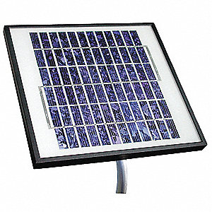 Gate Solar Panel Charger