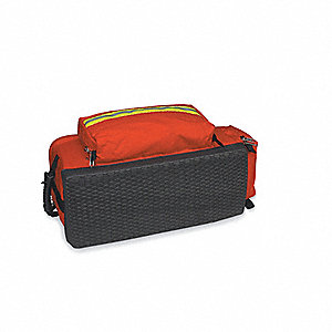 Trauma Bag,Nylon,10-1/2 x 24-1/2 x 10 In
