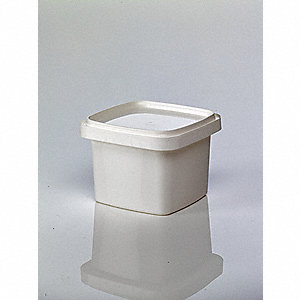 Sample Container,500ml,Plastic,Wide,PK48