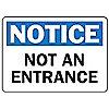 Notice Signs