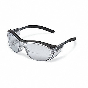 Reading Glasses,+2.0,Clear,Polycarbonate