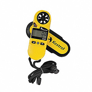 Anemometer,118 to 7874 fpm