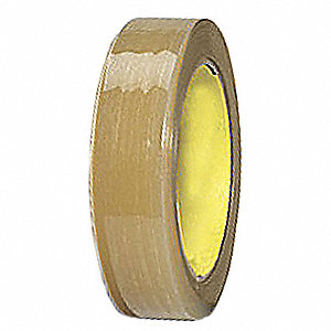 "Polyethylene Sealing Tape Thick, 1"" X 36 yd., Clear, 1 EA"