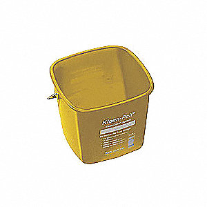 Cleaning Pail,6 qt.,Plastic
