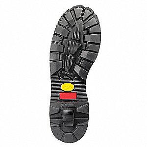 f0b6a0d289d Men's Wildland Firefighting Boots, Size 9, Footwear Width: W, Footwear  Closure Type: Lace In Zipper