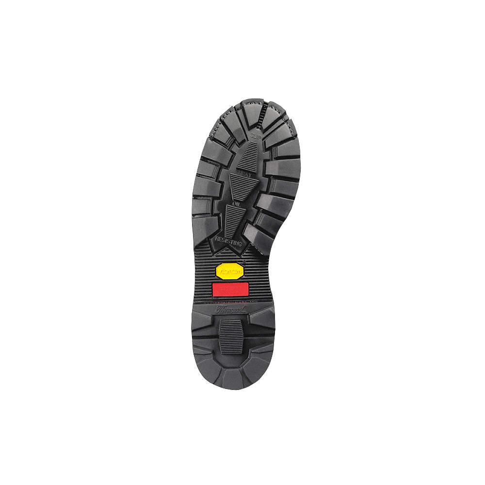 37bfd39c76f Men's Wildland Firefighting Boots, Size 13, Footwear Width: W, Footwear  Closure Type: Lace In Zipper