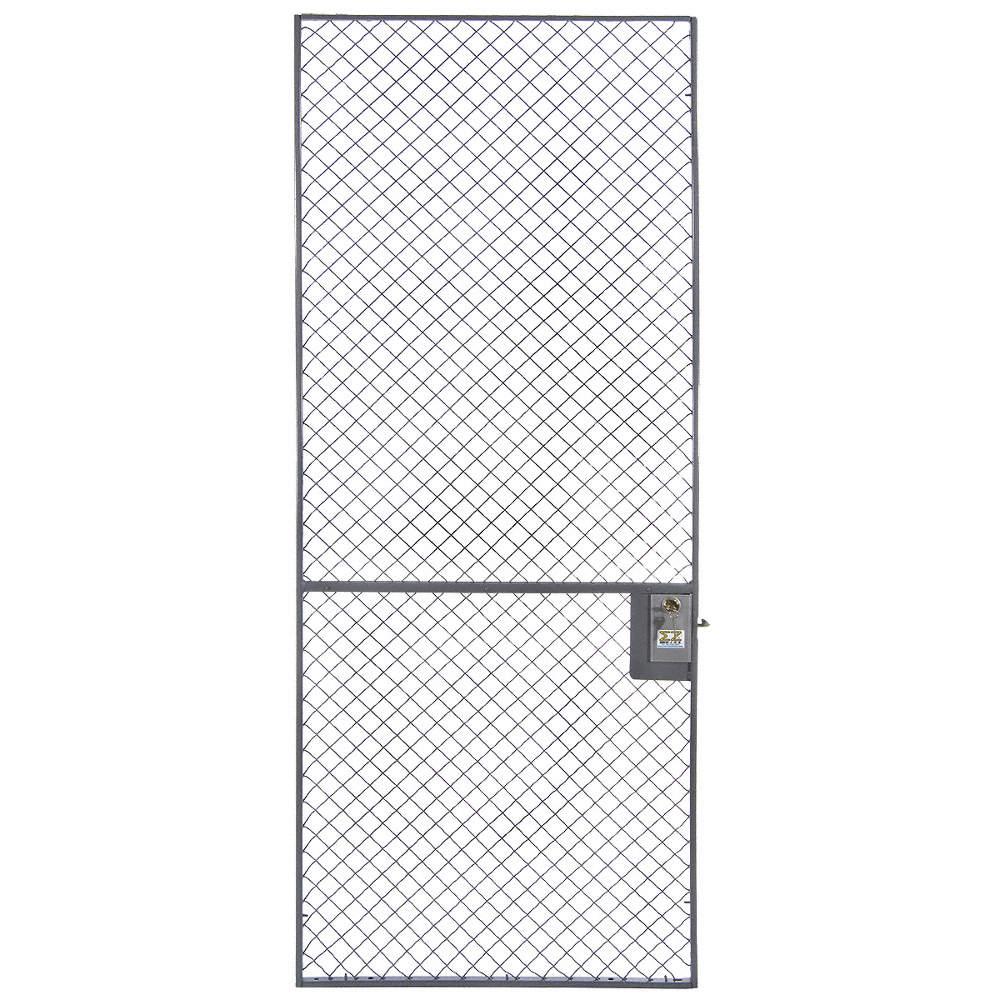 Husky Rack Wire Sliding Door Material Woven Wire Overall Height