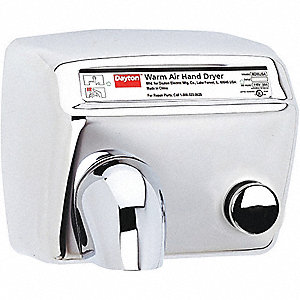 Hand Dryers and Accessories