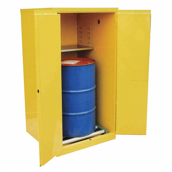 All Hazards Waste Management Planning Wmp Tool: JAMCO 55 Gal. Hazardous Waste And Drum Storage Cabinet, 65