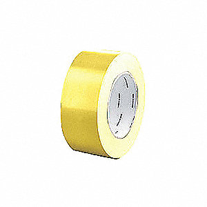 "Polyethylene Sealing Tape Thick, 2"" X 36 yd., Yellow, 1 EA"