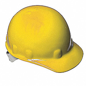 Hard Hat,8 pt. Ratchet,Ylw