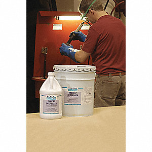 Degreaser,  1 gal. Cleaner Container Size,  Pail Cleaner Container Type,  Citrus Fragrance