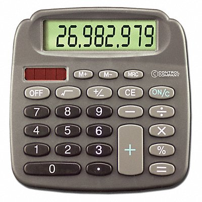 8F330 - Calculator Pocket 4-1/2 In.