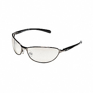 Veratti® 302  Scratch-Resistant Safety Glasses, Indoor/Outdoor Lens Color