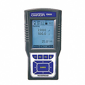 PH METER -2.000 TO 20.000 PH COLE PARMER