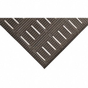 Drainage Runner,Black,4 ft.x22 ft.