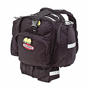 Fire Line Pack,Black,1000D Cordura(R)