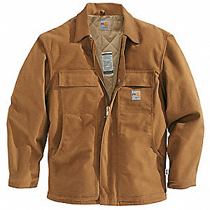 FR Duck Coat,Carhartt(R) Brown,LT