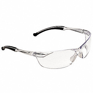 Veratti® LS3  Scratch-Resistant Safety Glasses, Clear Lens Color
