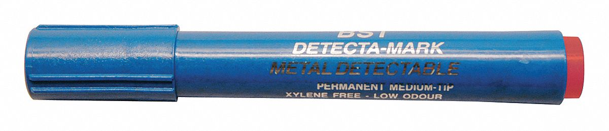 Metal Detectable Markers And Pens
