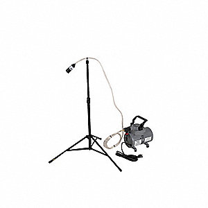 Diaphragm Sampling Pump w/Stand