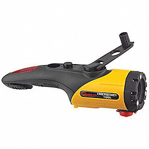 Gen Purpose Handheld Light,LED,Yellow