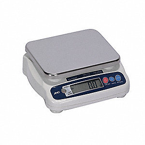 30kg/66 lb. Digital LCD Compact Bench Scale