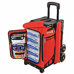 Emergency Medical Kit,260 Piece