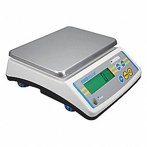 30kg/65 lb. Digital LCD Compact Bench Scale