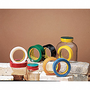 "Polyethylene Film Tape, 1"" Width, 36 yd. Length, 5.3 mil Thickness"