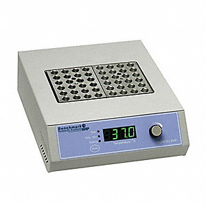 Digital Dry Bath, 2 Block