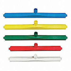 DBLE BLADE SQUEEGEE 24IN YELLOW