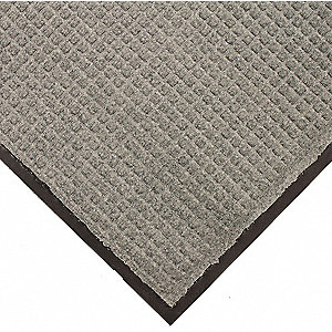Carpeted Runner,Gray,4ft. x 12ft.