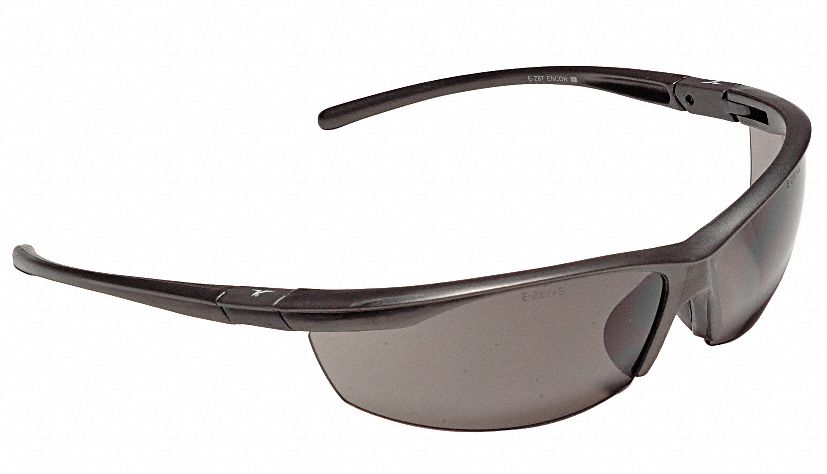 Veratti® LS3™ Scratch-Resistant Safety Glasses , Gray Lens Color