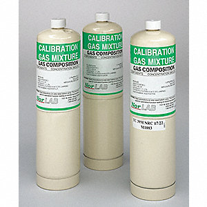 Nitrogen Calibration Gas, 17L Cylinder Capacity