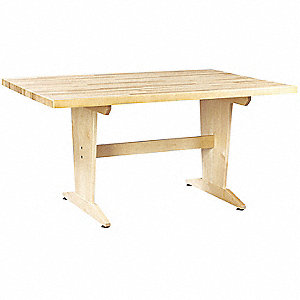 ART/PLANNING TABLE MAPLE TOP W/OUT