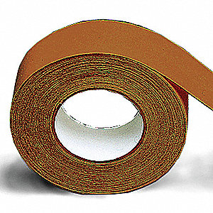 "60 ft. x 2"" Vinyl Antislip Tape, Brown"