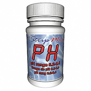 Test Strip  1 EA Range: 6.2 to 8.4 ph