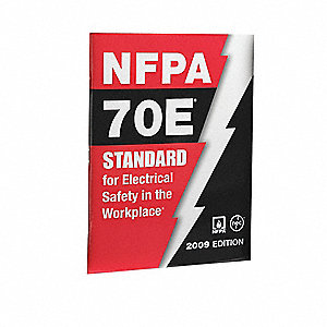 Code Book,NFPA,Electrical Safety,2009