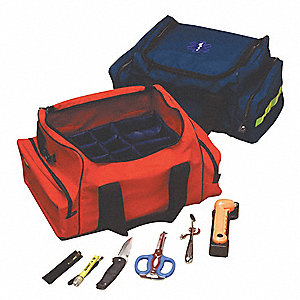 Pro Response II Trauma Kit,Orange