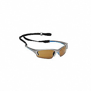 Nitrous  Anti-Fog Safety Glasses, Clear Lens Color