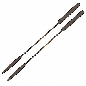 Tapered Micro Spatula,PK2