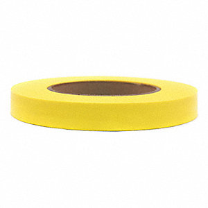 "60 yd. x 3/4"" Paper Carton Sealing Tape, Yellow"