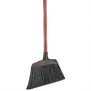 "Angle Broom, 13"" Sweep Face"