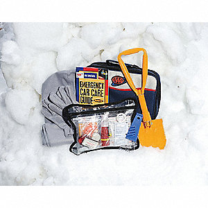 Auto Travel Kit,Inc Emergency Blanket