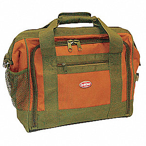 48-Pocket Canvas General Purpose Tool Bag